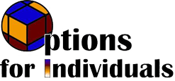 options for individuals logo